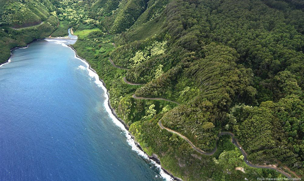 The Hana Highway